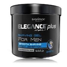 ELEGANCE Plus Shaving Gel Earth for men