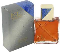 KL Homme eau de toilette spray