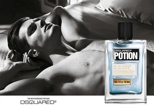 DSQUARED2 Potion Blue Cadet eau de toilette spray for men