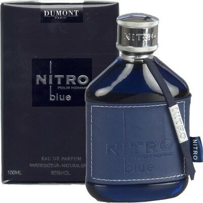 Nitro Blue eau de parfum spray