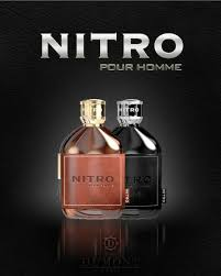 Nitro Black eau de parfum spray