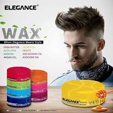 Hair Wax with Avocado Oil Extract