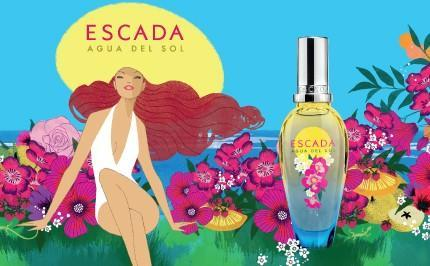 ESCADA Agua Del Sol eau de toilette spray for women
