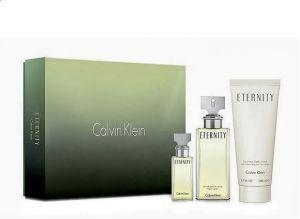 CALVIN KLEIN Eternity gift set (Holiday Season)