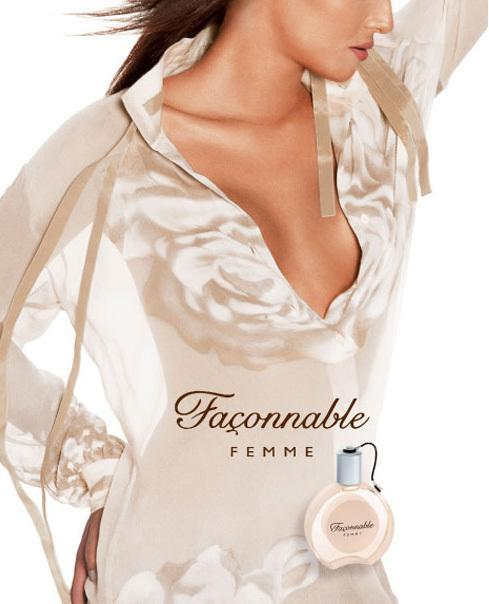 FAÇONNABLE Femme eau de parfum spray for girls
