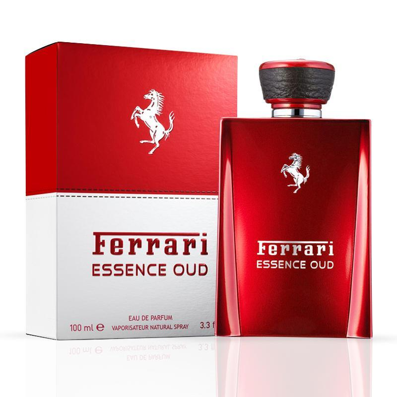 FERRARI Essence Oud eau de parfum spray