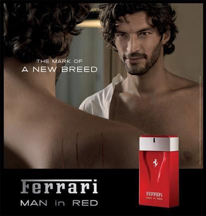 FERRARI Man in Red eau de toilette spray for men