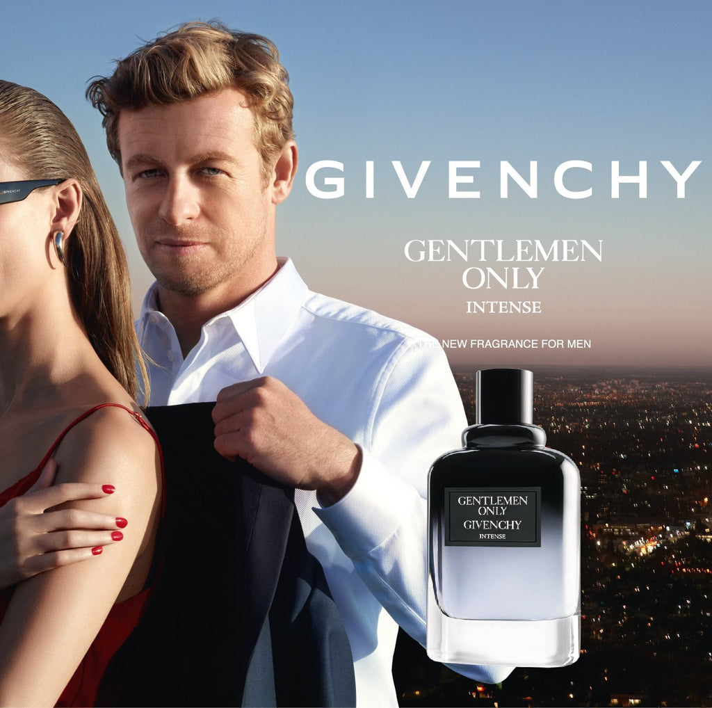 Gentlemen Only Intense eau de toilette spray