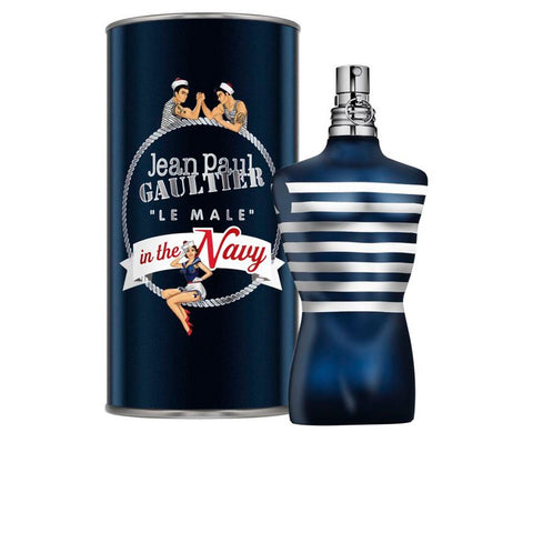 Le Male In The Navy Limited Edition eau de toilette spray