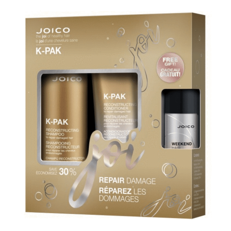 K-Pak Repair Damage Holiday Set