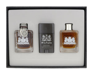 Dirty English Gift Set