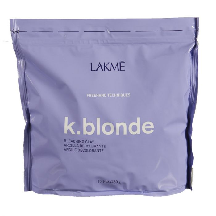 K. Blonde Bleaching Clay