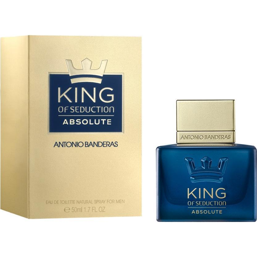King of Seduction Absolute eau de toilette spray