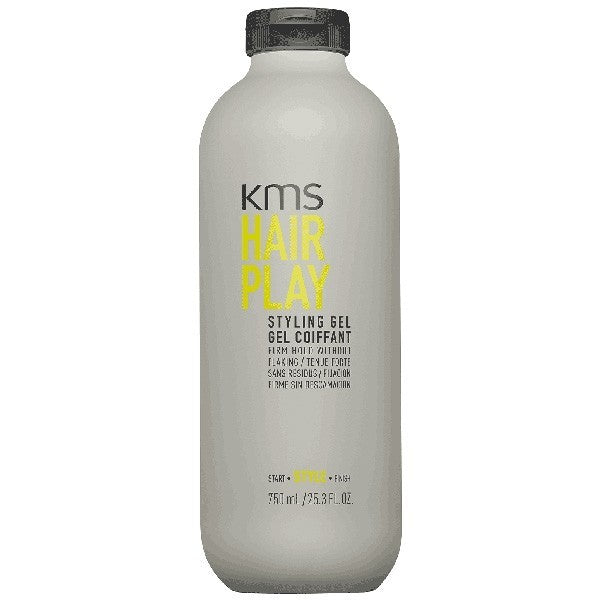 KMS Hairplay styling gel for men