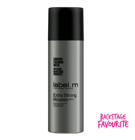 LABEL.M Extra Strong Mousse
