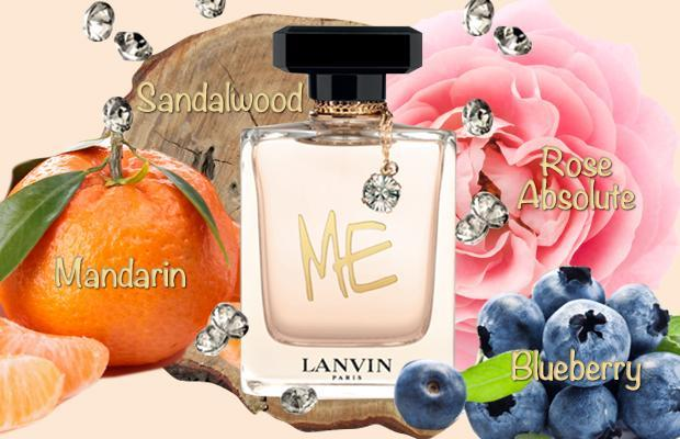 Me eau de parfum spray