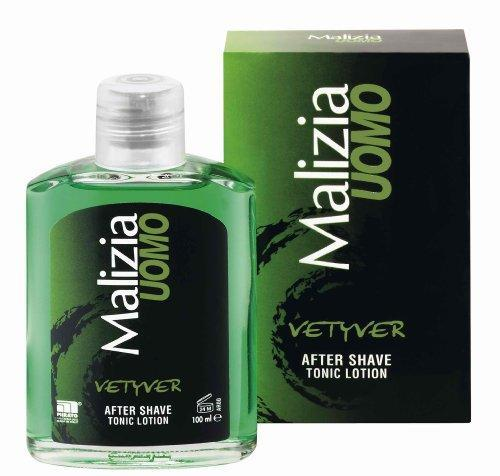 MALIZIA Uomo Vetyver After Shave Tonic Lotion