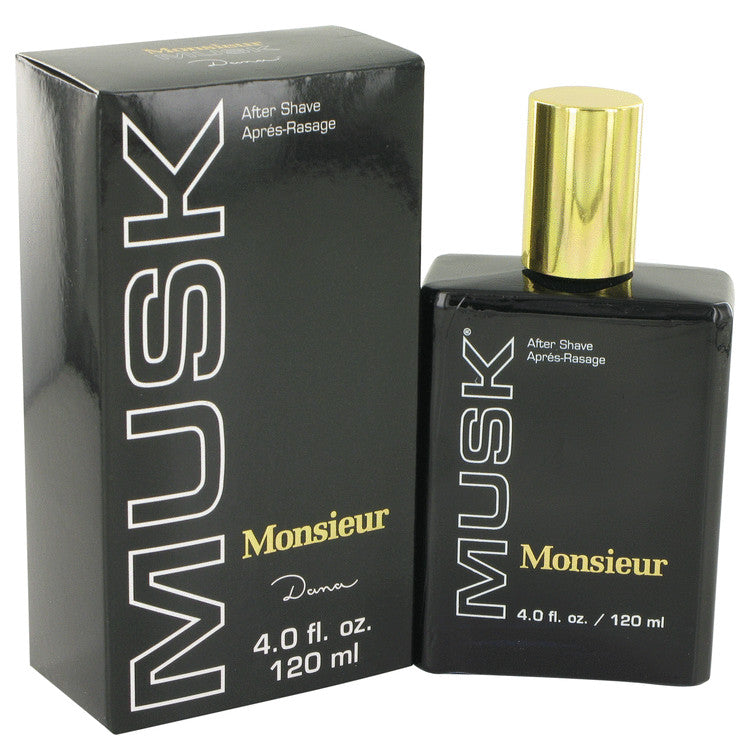 DANA Monsieur Musk after shave lotion