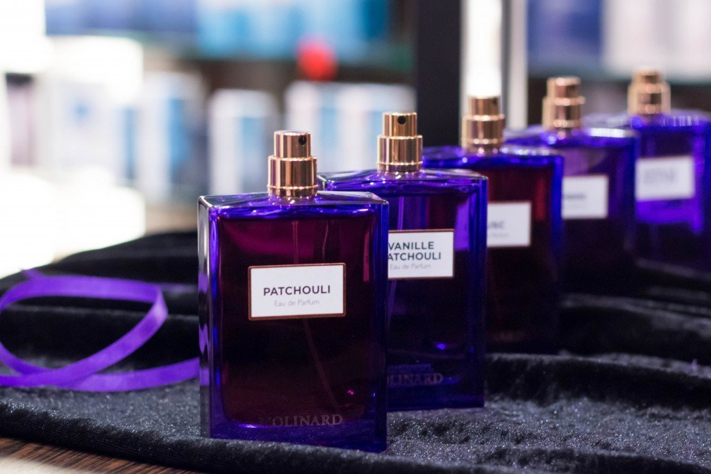 Patchouli Intense eau de parfum spray