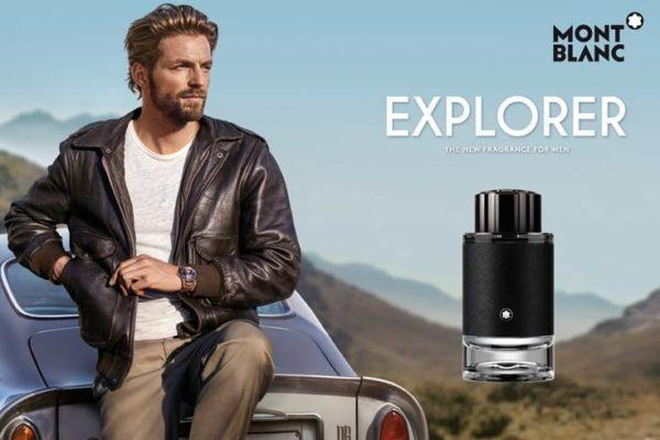 Explorer eau de parfum spray