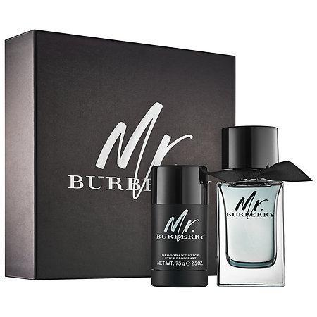 BURBERRY Holiday Season gift set