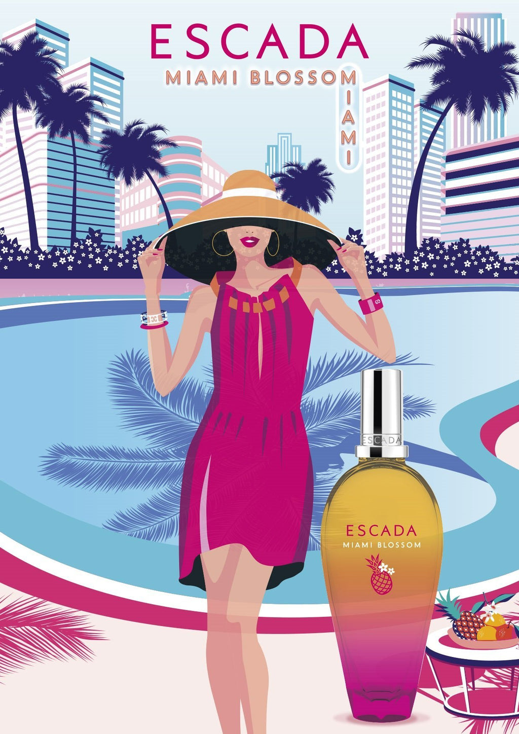 ESCADA Miami Blossom eau de toilette spray for girls