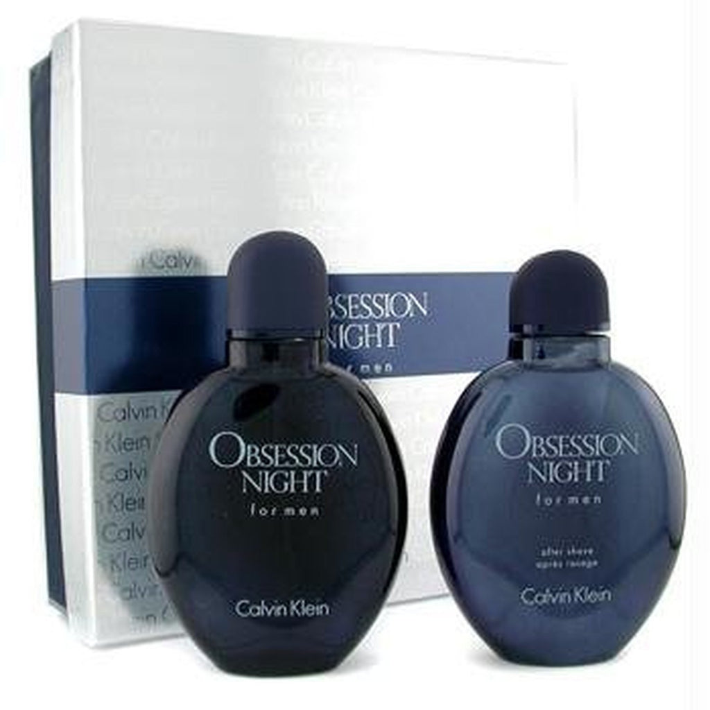 Ck Obsession Night For Men gift set