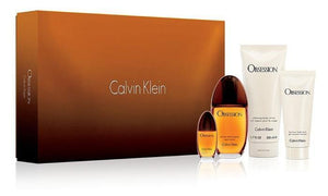 CALVIN KLEIN Obsession gift set (Holiday Season)