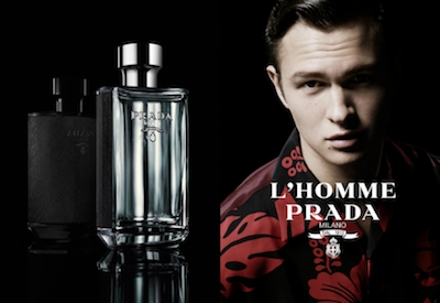 Prada L Homme eau de toilette spray for men