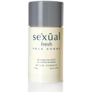 Sexual Fresh deodorant stick