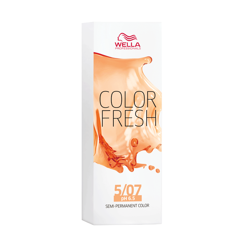 Color Fresh Pure Naturals 5/07 Light Brown/Natural Brown Hair Color