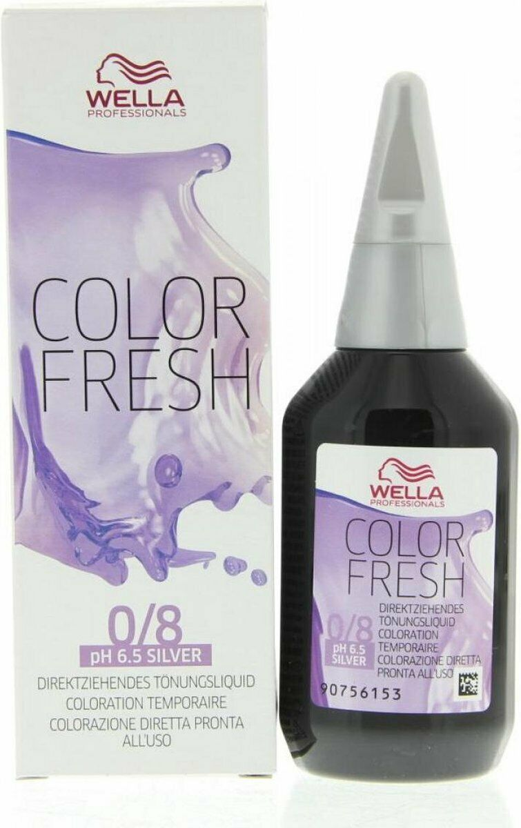 Color Fresh Cool 0/8 Pearl Hair Color