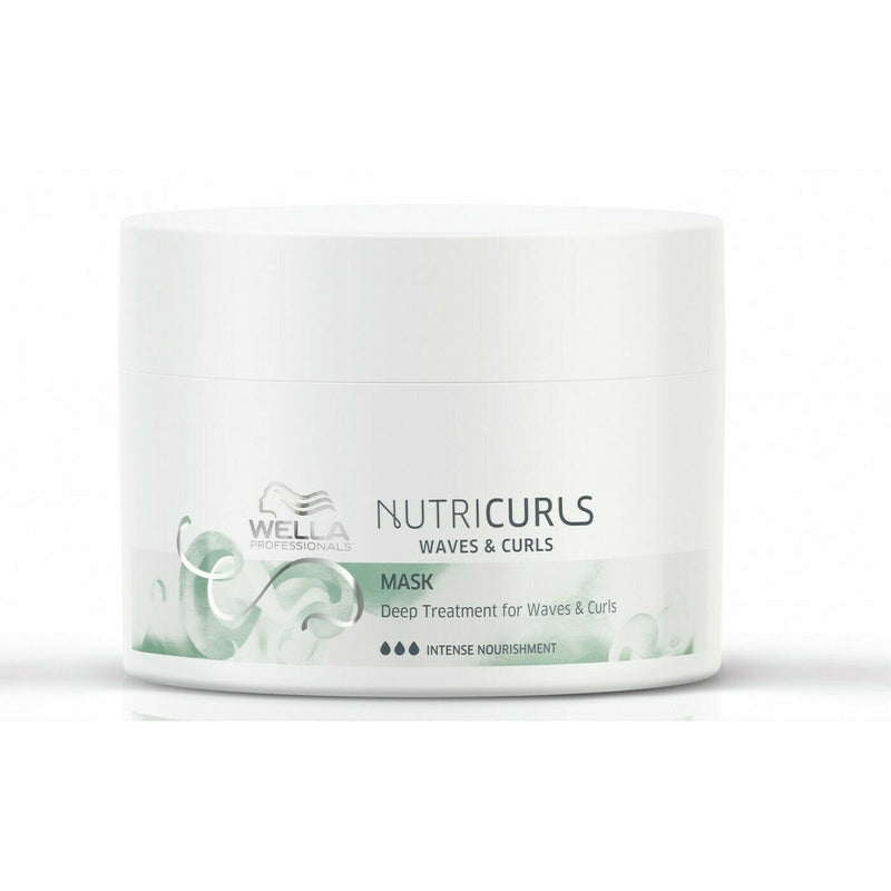 Wella Nutricurls Mask For Waves And Curls