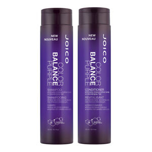 Joico Color Balance Purple Shampoo and Conditioner