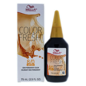 Color Fresh Pure Naturals 8/0 Light Blonde/Natural Hair Color