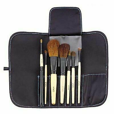 BRUSH 7PCS SET MAKEUP TOOLS W/ CARRYING CASE 70815