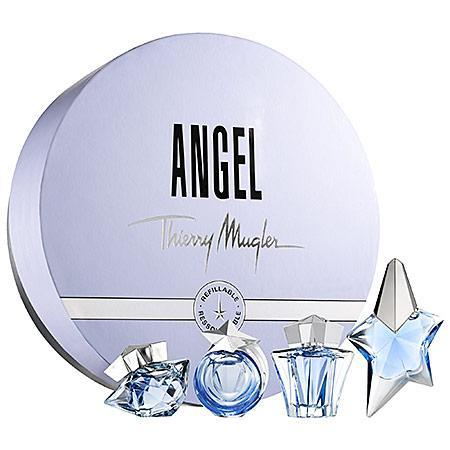 mugler angel mini collection