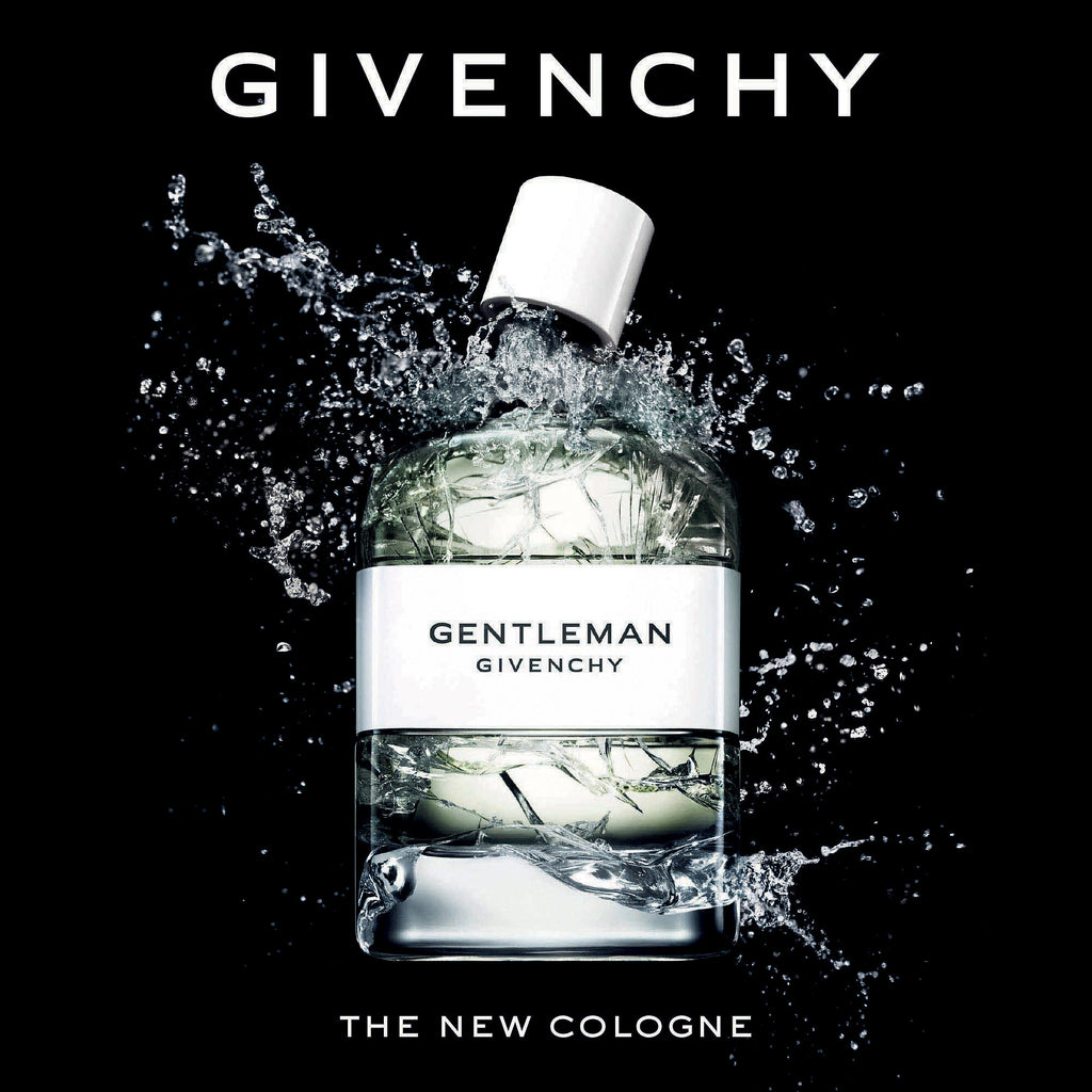 Gentleman Cologne eau de toilette spray