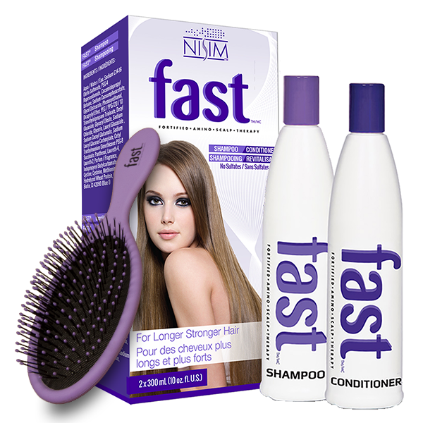 NISIM Fast Shampoo & Conditioner