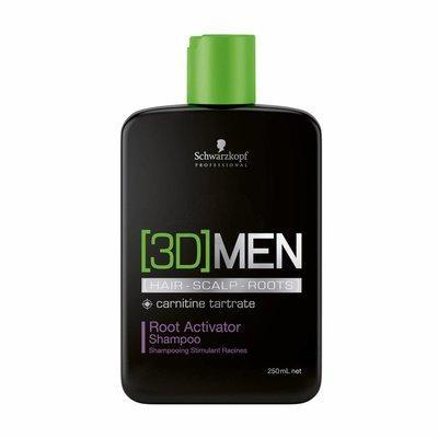 3-D Men - Root Activator Shampoo