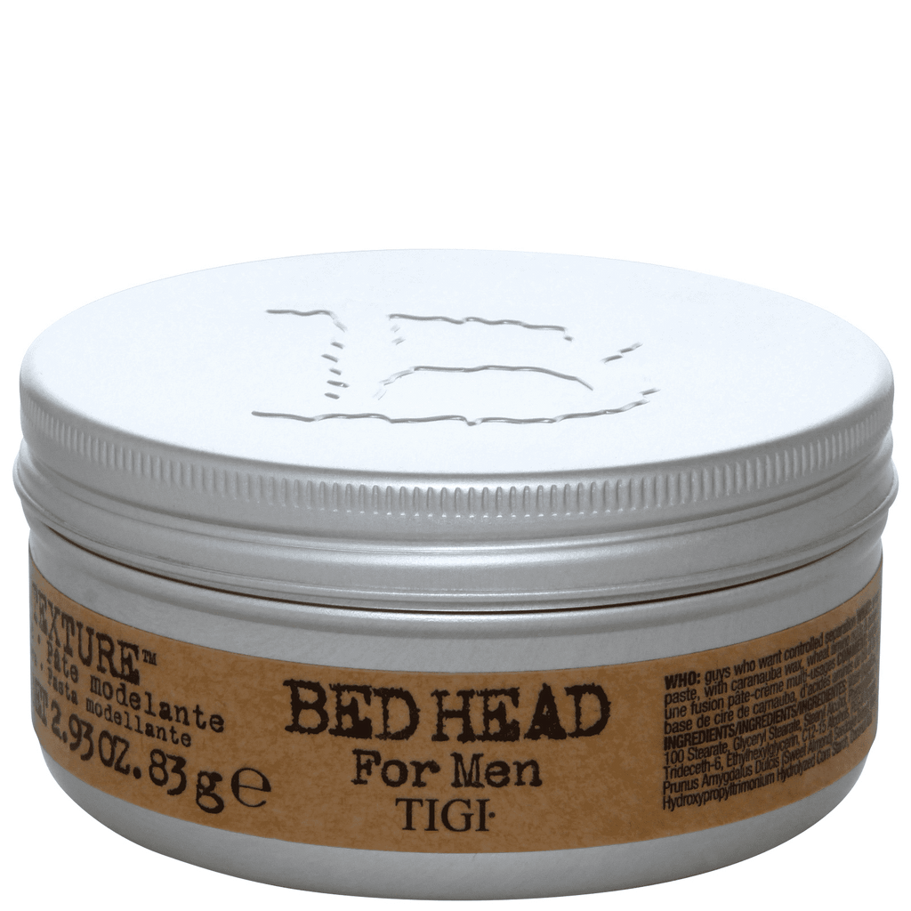 Bed Head B For Men Pure Texture Molding Paste - 2.93 oz Paste