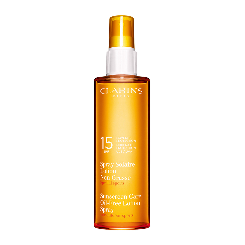 Sunscreen Care Oil-Free Lotion Spray SPF15