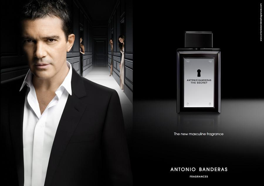The Secret eau de toilette spray for men
