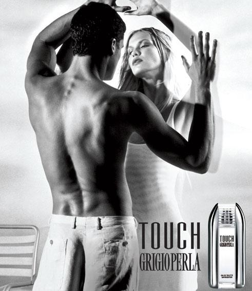 GRIGIO PERLA Touch eau de toilette spray for couple
