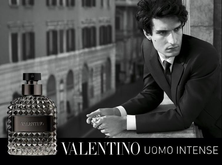 Uomo Intense eau de parfum spray