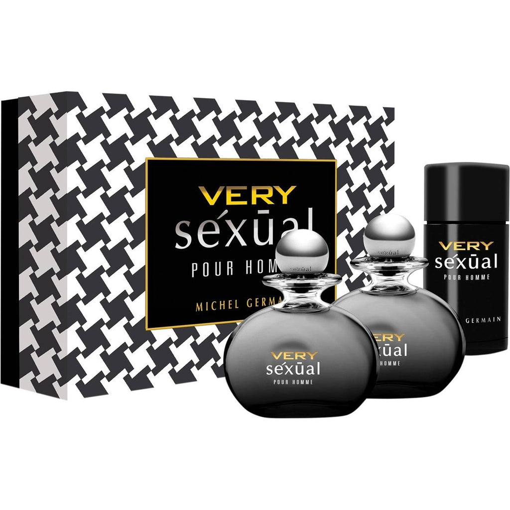 MICHEL GERMAIN Very Sexual Man Holiday gift set