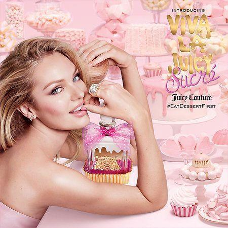 juicy Viva La Juicy Sucré eau de parfum spray