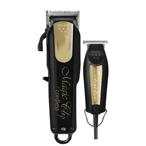 5 Star Magic Clip & Detailer Black Gold COMBO