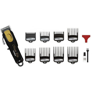 WAHL<br> Magic Clip Cord/Cordless Clipper Black & Gold (Limited Edition)
