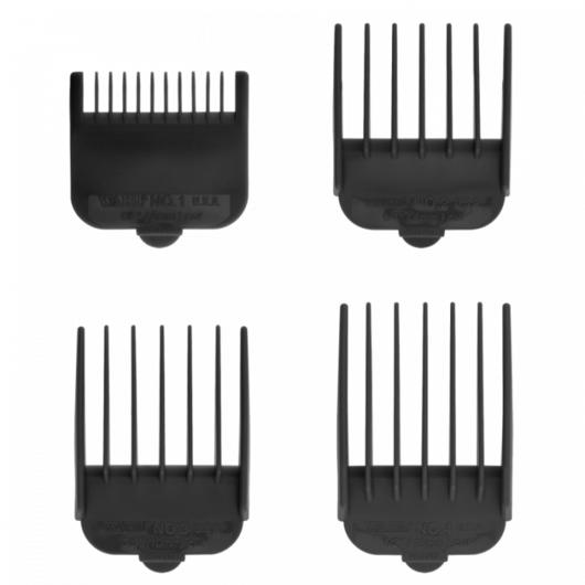 WAHL Clipper Cutting Guides 1-4